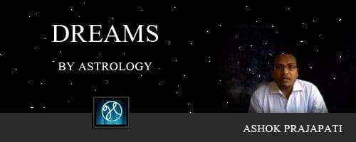 Dreams as per astrology