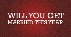 Will you get married this year?