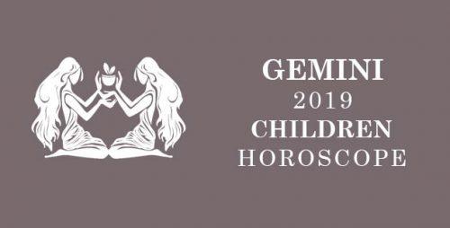 Gemini 2019 for Children