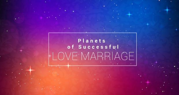 Successful Love Marrige