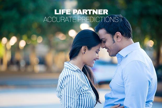Life Partner's Prediction by horoscope